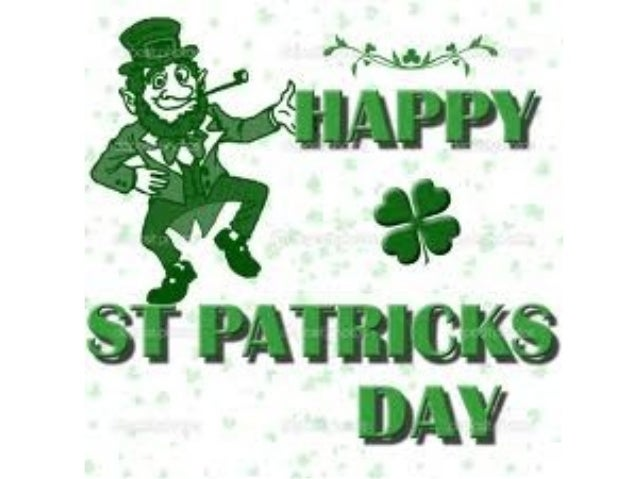 St. Patrick's Day• Do YOU know anything  about St. Patrick's Day? • It's celebrated on the   17th of March. • It's a holy ...