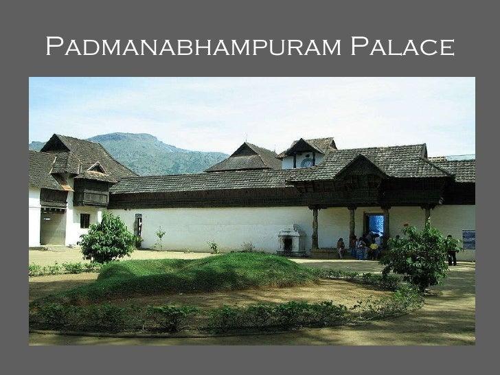 Padmanabhampuram Palace