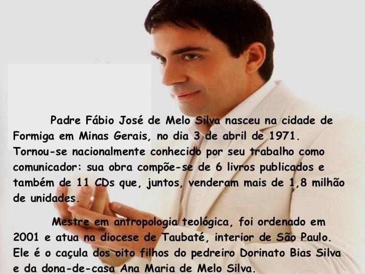 Excepcional Padre Fabio de Mello WU71