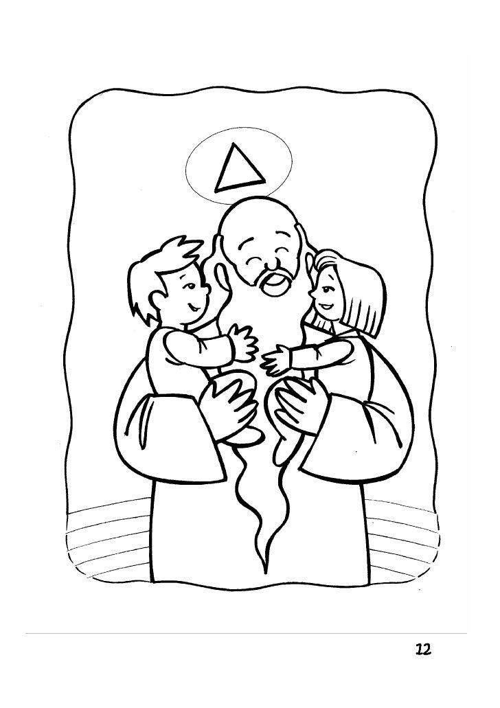 Padre Nuestro Para Niños