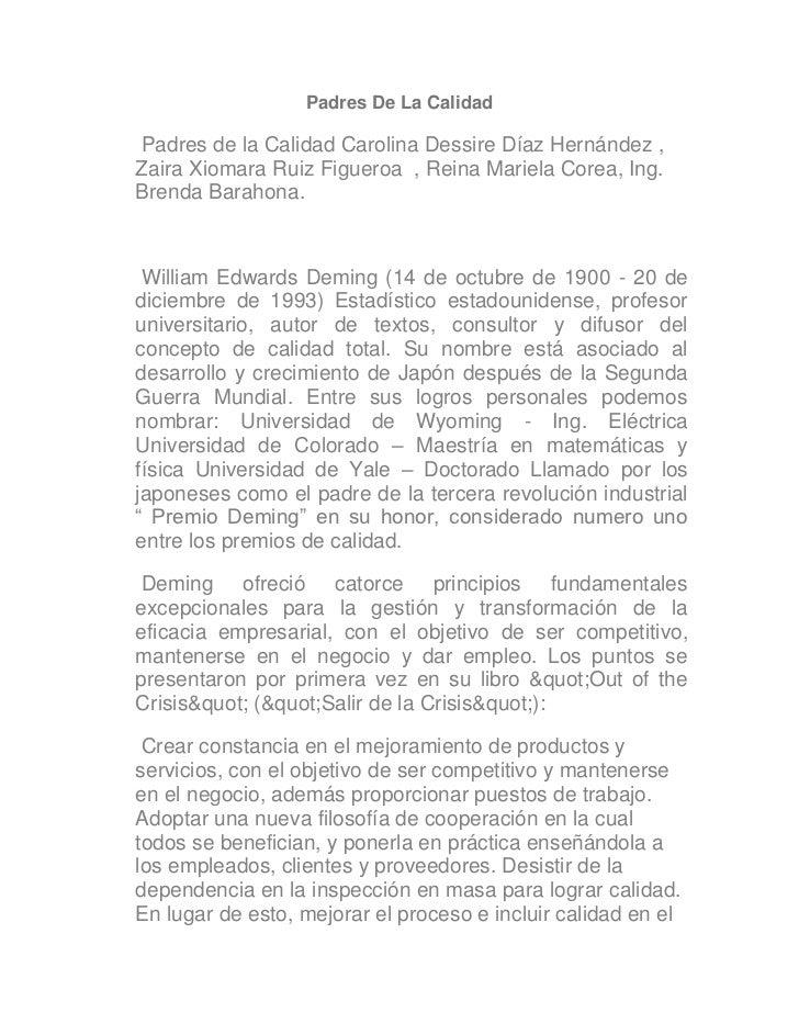 Padres De La CalidadPadres de la Calidad Carolina Dessire Díaz Hernández ,Zaira Xiomara Ruiz Figueroa , Reina Mariela Core...