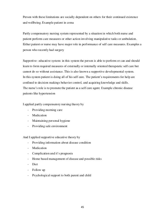 Case Study on Mucopolysaccharidosis