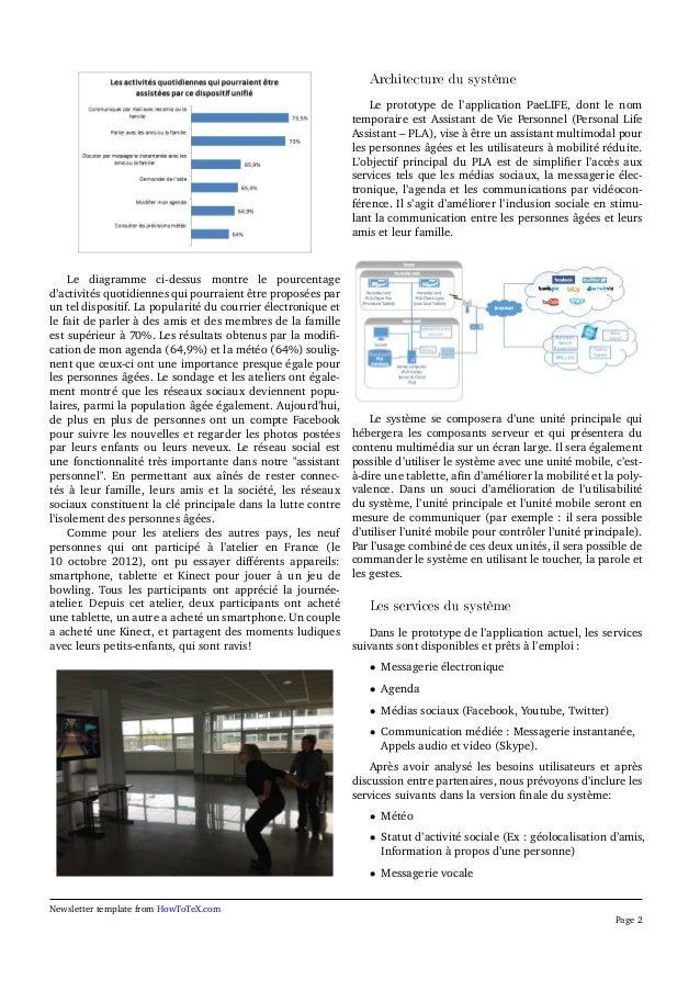 Bulletin PaeLife 3 (Français) Slide 2