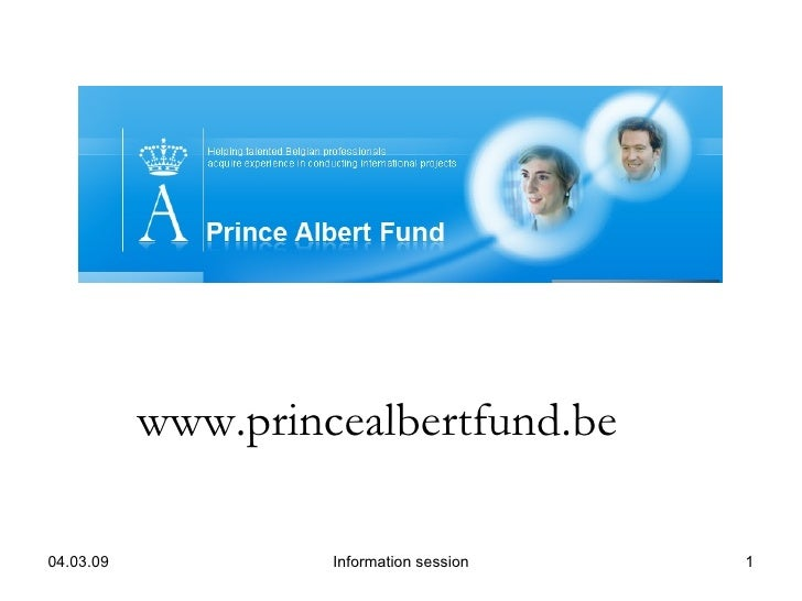www.princealbertfund.be