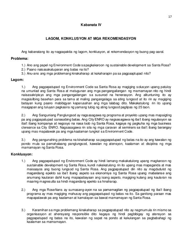 konklusyon thesis filipino