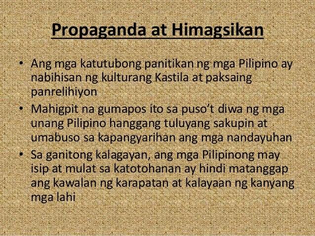 Ang Kalagayan ng Filipino sa Panahon Ngayon
