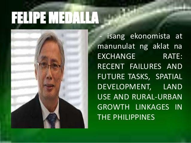 Ekonomista ng pilipinas