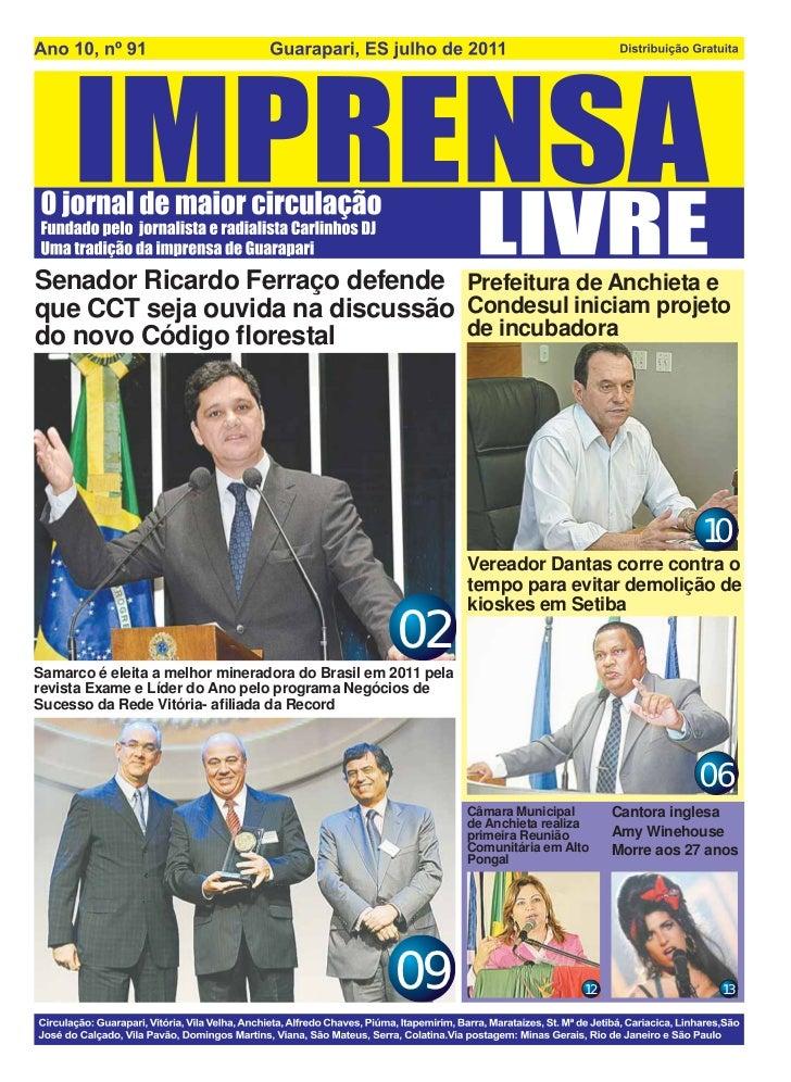 Senador Ricardo Ferraço defende Prefeitura de Anchieta eque CCT seja ouvida na discussão Condesul iniciam projetodo novo C...
