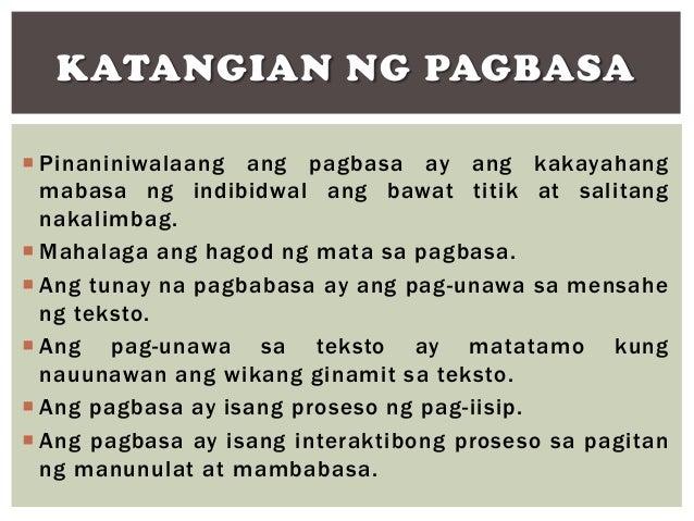 pagbasa at pagsulat sa ibat ibang Pagbasa at pagsulat tungo sa iba't ibang disiplina - download as powerpoint  presentation (ppt / pptx), pdf file (pdf), text file (txt) or view presentation.