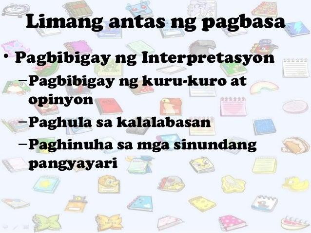 pagbibigay katuturan Ekstensiv na pagbibigay-kahulugan ~ pinalalawak ang kahulugang ibinigay sa pamamagitan ng  filipino 505- katuturan ng dulapptx uploaded by fely vicente.