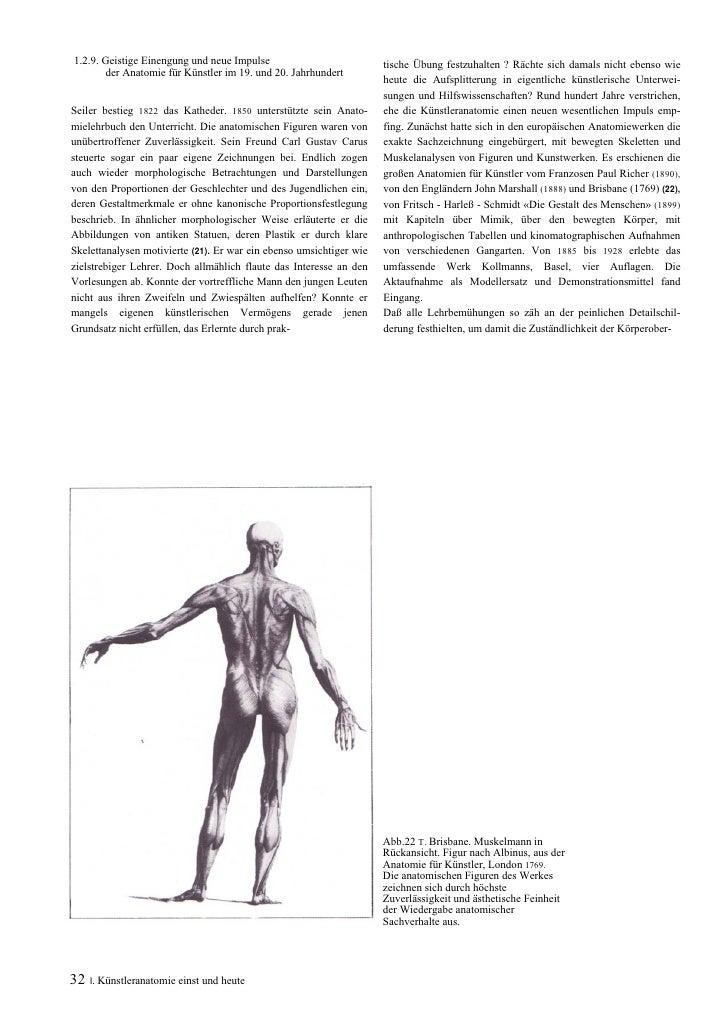 Atemberaubend Anatomie Für Die Menschliche Gestalt Offenbarte ...