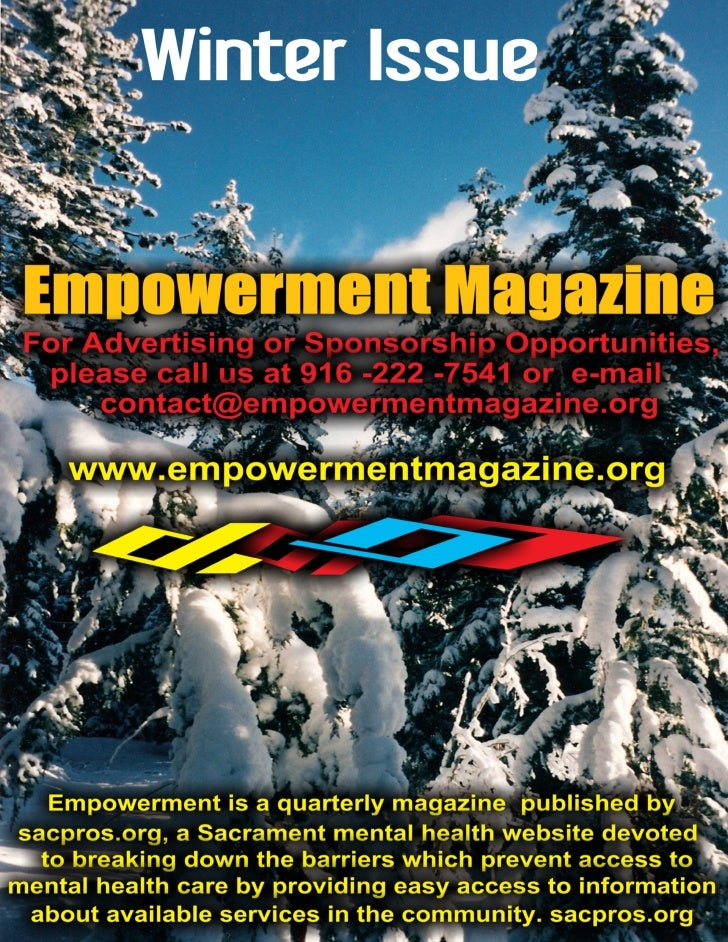 Page 24   winter issue of empowerment magazine
