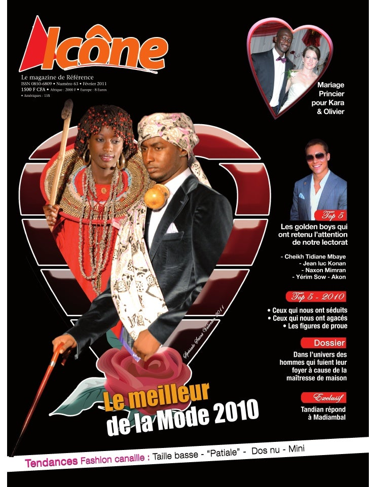 Icone Magazine N°63
