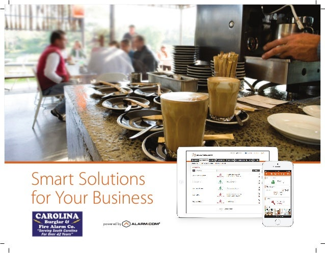 Smart Solutions for Your Business powered by