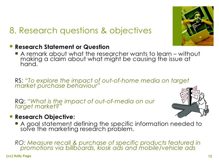 defining research problem and setting objectives Objectives and hypotheses of the study or research problem would be achieved by giving answers to the above questions  after clearly defining the research .