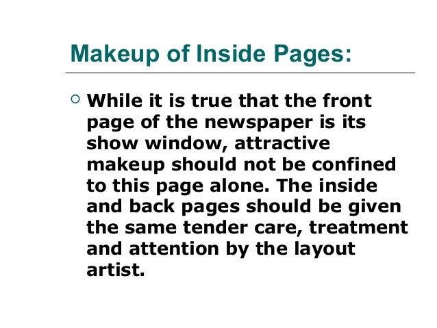 Page layout final