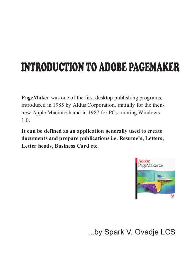 pagemaker software free download with serial key