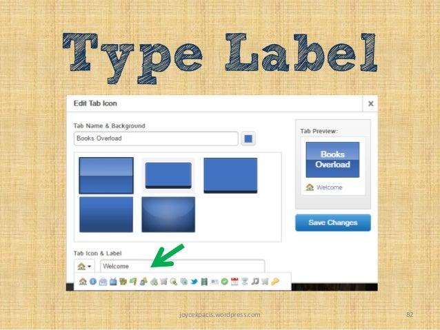 how to create custom share facebook
