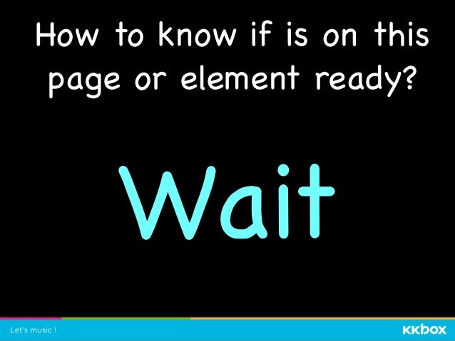Wait for page loaded import XCTest class Page { static let app = XCUIApplication() private func waitForPageLoaded() { } re...