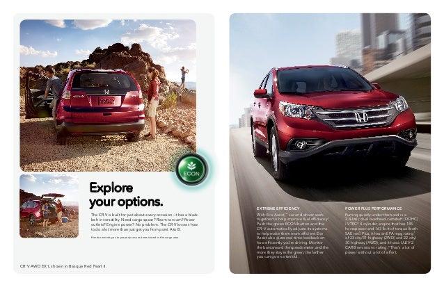 2014 Honda CR-V Serving Jackson | MS Patty Peck Honda