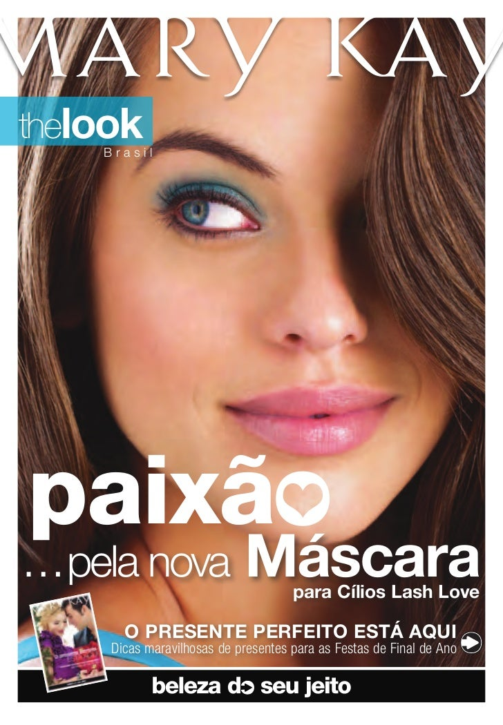 thelook    Brasilpaixã…pela nova                  Máscara  para Cílios Lash Love       O presente perfeitO está aqui     D...