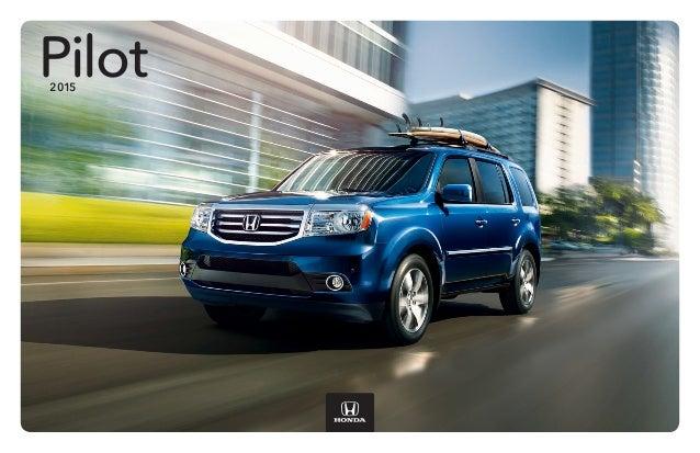 Marvelous ... Jackson MS Area Honda Dealer. Pilot2015 ADVENTURE ...