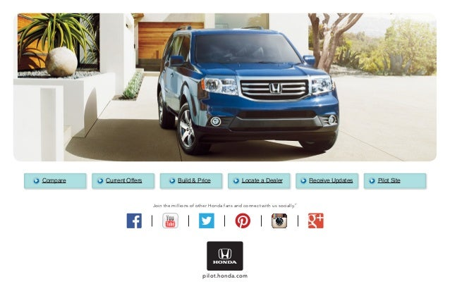Photos of 2015 honda autos weblog for How much to lease a honda pilot
