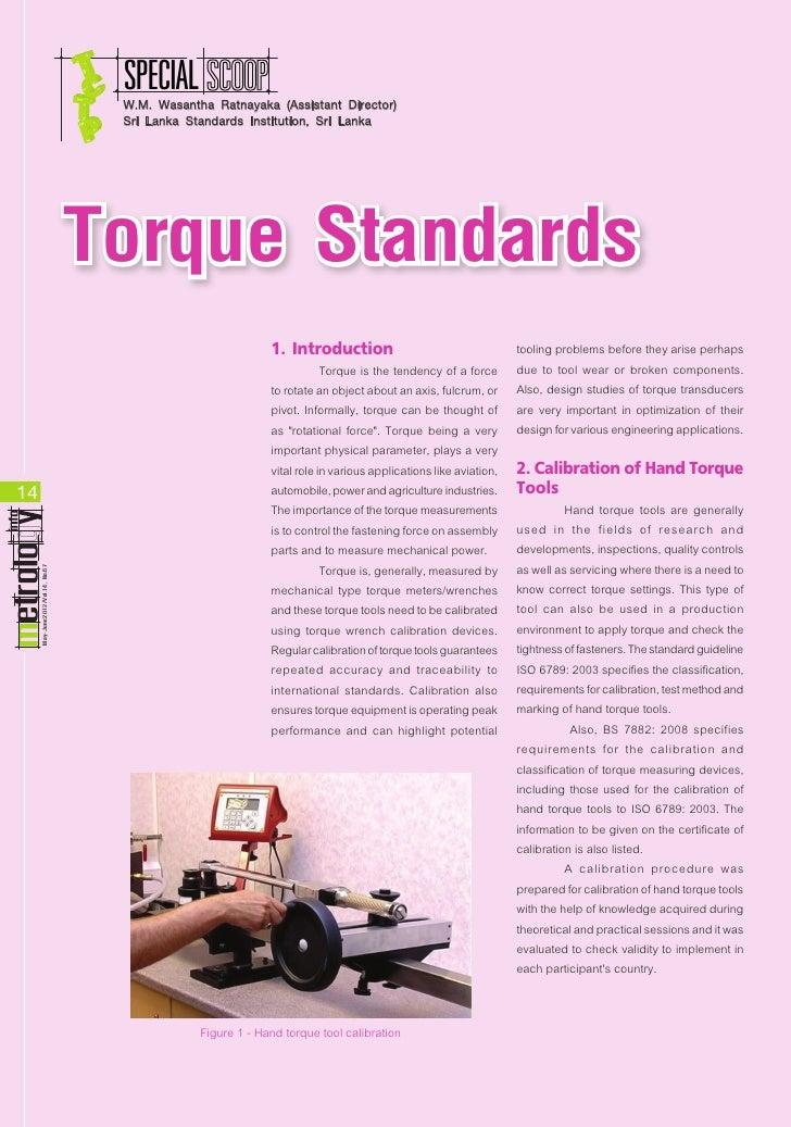 torque standards rh slideshare net