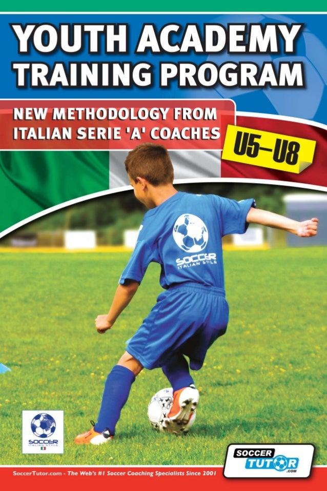 Youth academy training program u5 8