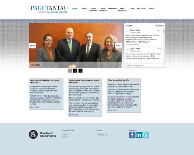 Online Tax Return & Financial Advice