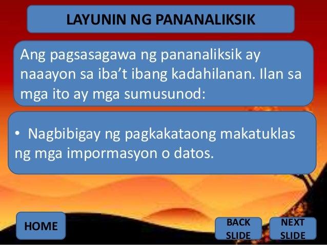 FILIPINO 2 PANANALIKSIK PDF DOWNLOAD