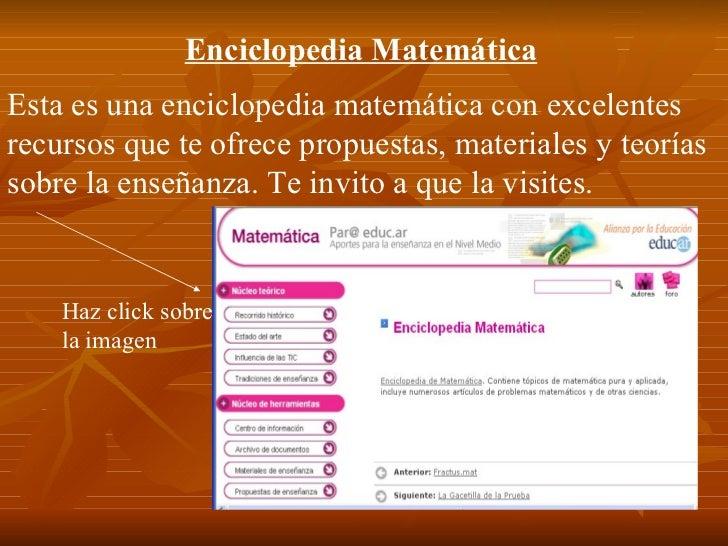 Paginas de matematicas Slide 3