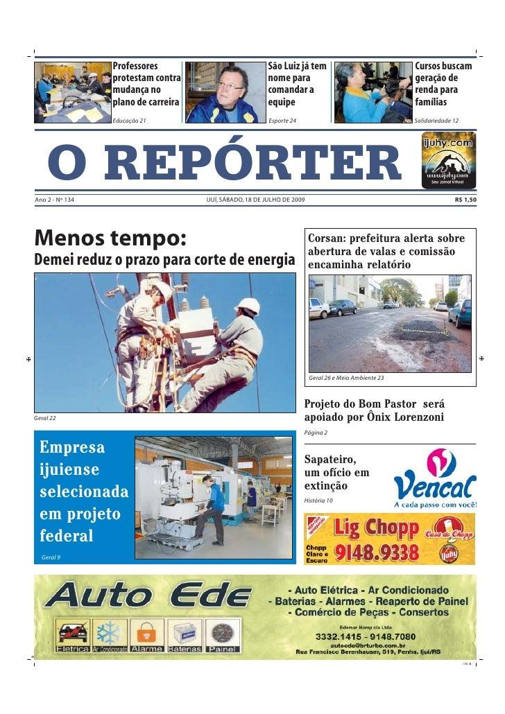 Professores                             São Luiz já tem                               Cursos buscam                  prote...