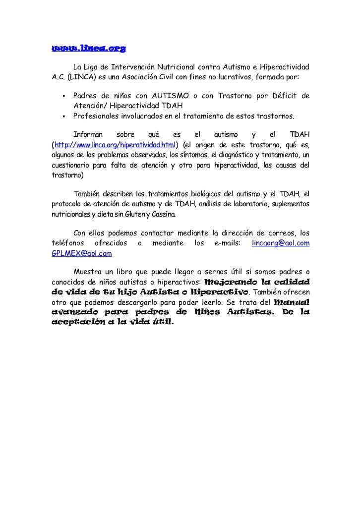www.amada.com.es      Es la página oficial de la Asociación Madrileña de Afectados por elDéficit de Atención.      Está di...