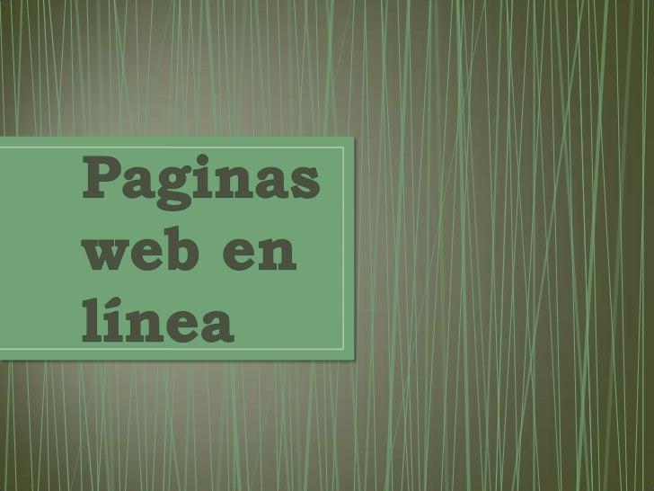 Para crear una pagina web en línea sesiguen los siguientes pasos: Ingresa a: http://es.wix.com/web_builder/fish?utm_s our...