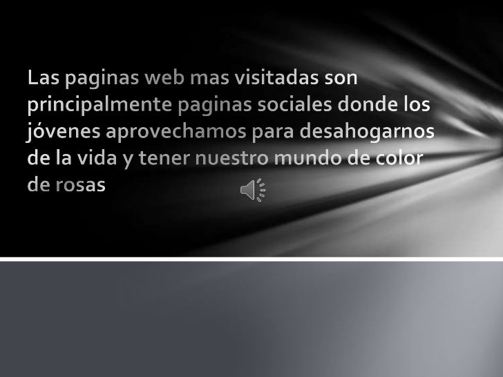 Paginas web mas visitadas - Webs de cocina mas visitadas ...