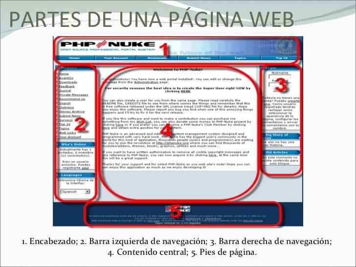 Pagina web for Que es una pagina virtual