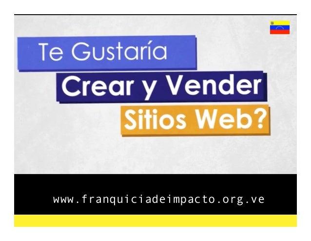 www.franquiciadeimpacto.org.ve