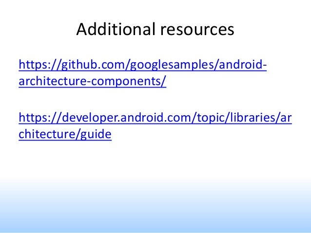 Android Paging Library Example Github