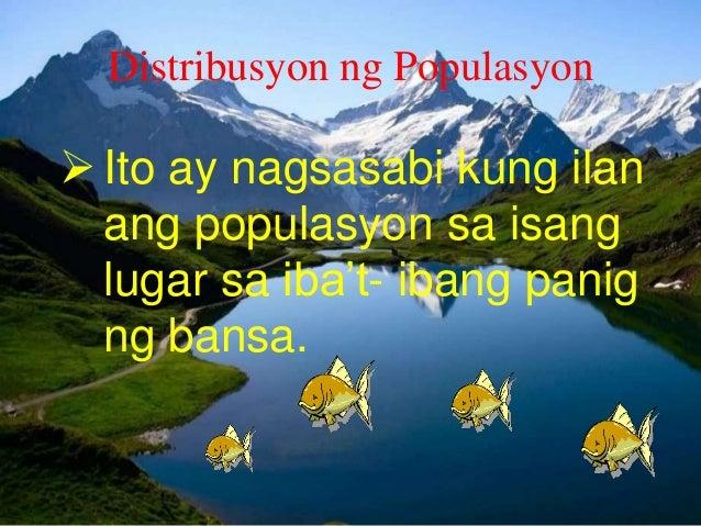 epekto ng paglaki ng populasyon ng tao Kabuuang bilang ng populasyon sa pilipinas kabuuang bilang ng populasyon sa pilipinas.