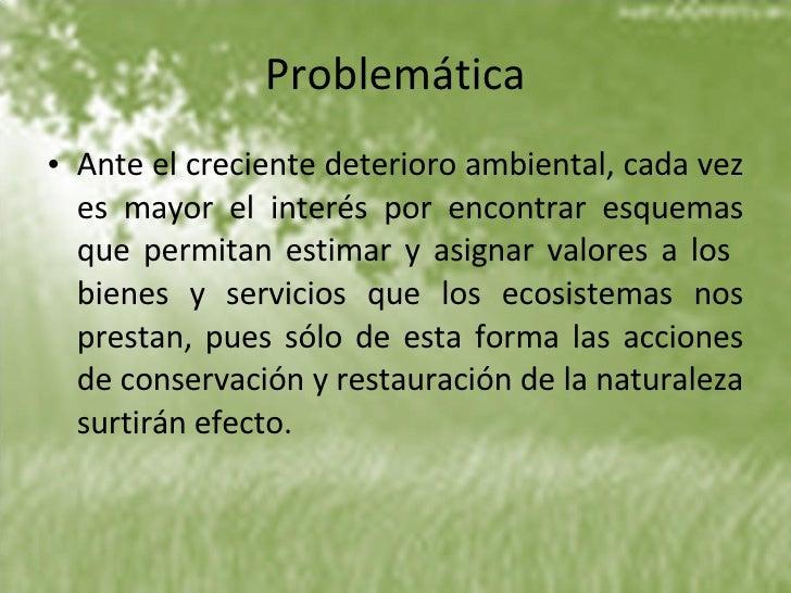 Pago Por Servicios Ambientales Slide 3