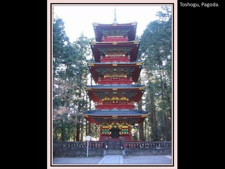 Toshogu, Pagoda.<br />