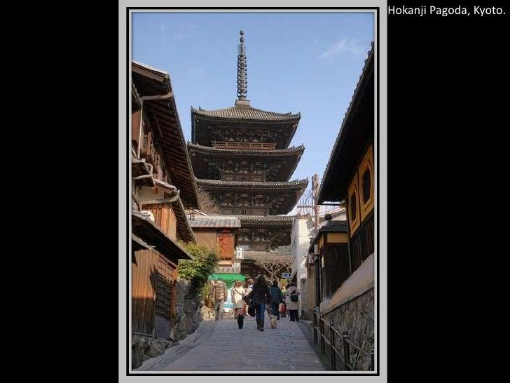 Hokanji Pagoda, Kyoto.<br />