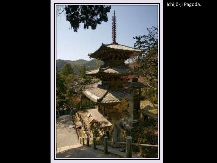 Ichijō-ji Pagoda.<br />