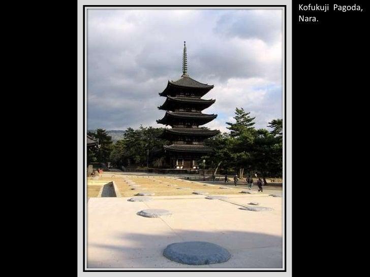 Kofukuji  Pagoda, Nara.<br />