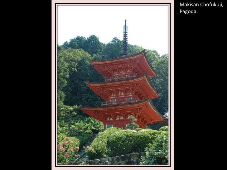MakisanChofukuji, Pagoda.<br />