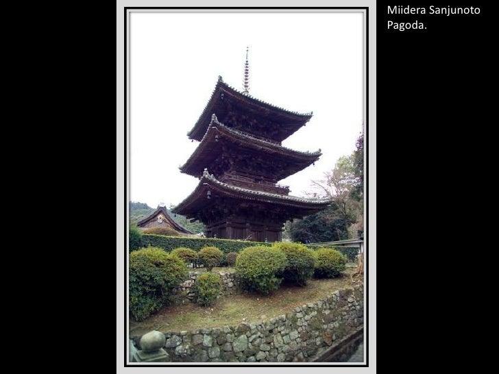 MiideraSanjunoto Pagoda.<br />