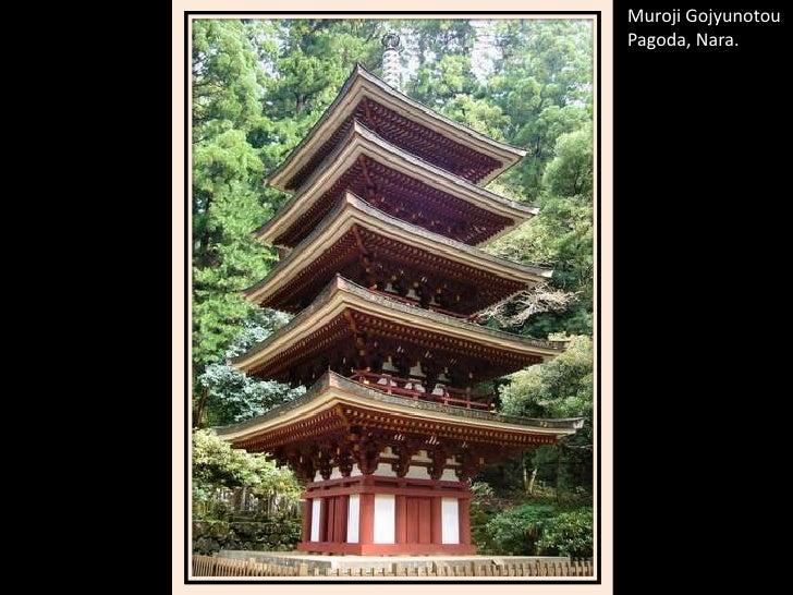 MurojiGojyunotou Pagoda, Nara.<br />