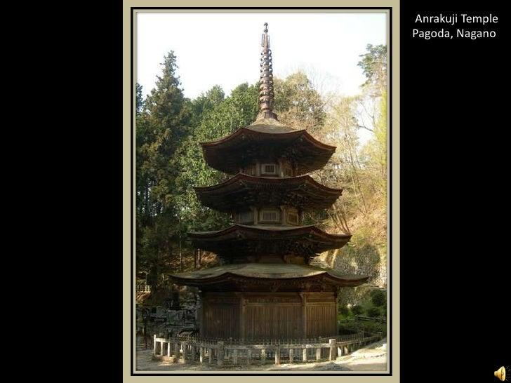 Anrakuji Temple Pagoda, Nagano<br />