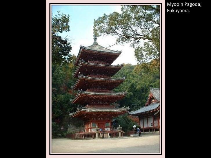 Myooin Pagoda, Fukuyama.<br />